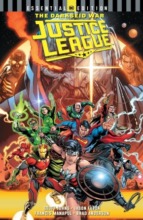 JUSTICE LEAGUE THE DARKSEID WAR ESSENTIAL EDITION GRAPHIC NOVEL