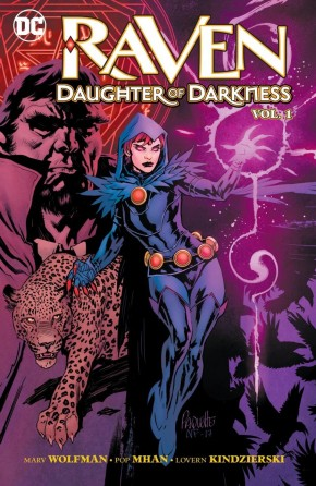 RAVEN DAUGHTER OF DARKNESS VOLUME 1 GRAPHIC NOVEL