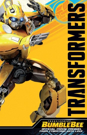 TRANSFORMERS BUMBLEBEE MOVIE PREQUEL FROM CYBERTRON LOVE GRAPHIC NOVEL