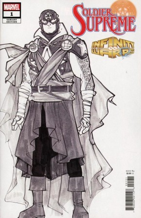 INFINITY WARS SOLDIER SUPREME RAMOS DESIGN 1 IN 10 INCENTIVE VARIANT