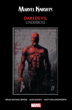 MARVEL KNIGHTS DAREDEVIL BY BENDIS MALEEV UNDERBOSS GRAPHIC NOVEL