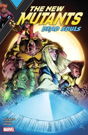 NEW MUTANTS DEAD SOULS GRAPHIC NOVEL