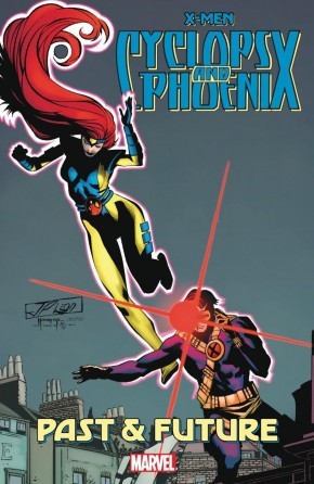 X-MEN CYCLOPS AND PHOENIX PAST AND FUTURE GRAPHIC NOVEL