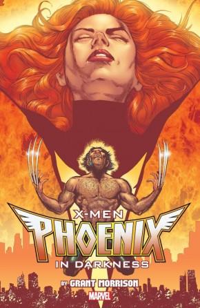 X-MEN PHOENIX IN DARKNESS BY GRANT MORRISON GRAPHIC NOVEL