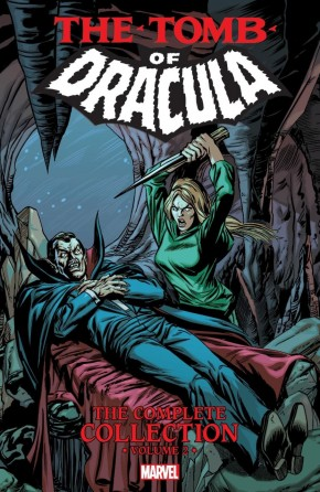 TOMB OF DRACULA THE COMPLETE COLLECTION VOLUME 2 GRAPHIC NOVEL