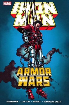 IRON MAN ARMOR WARS GRAPHIC NOVEL (NEW PRINTING)