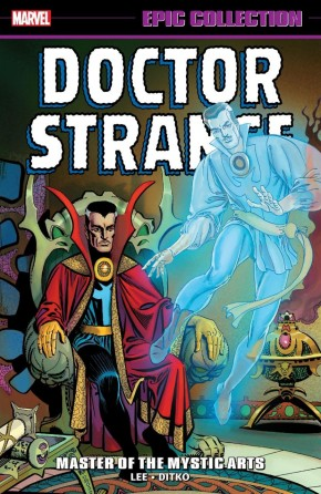 DOCTOR STRANGE EPIC COLLECTION MASTER OF THE MYSTIC ARTS GRAPHIC NOVEL