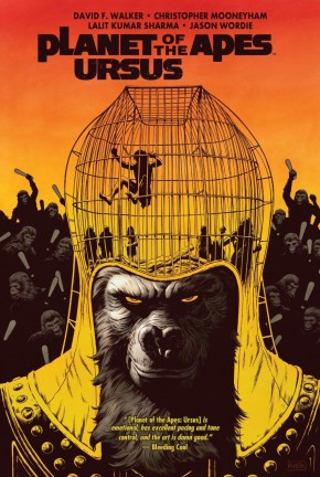 PLANET OF THE APES URSUS GRAPHIC NOVEL