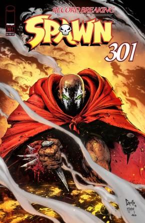 SPAWN #301 COVER B CAPULLO