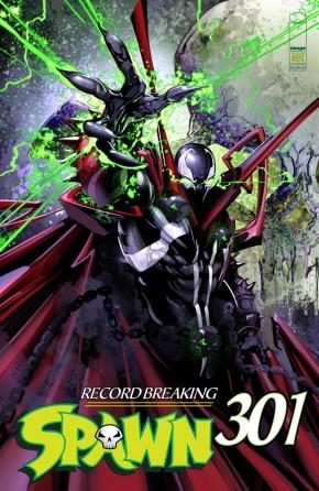 SPAWN #301 COVER E CRAIN