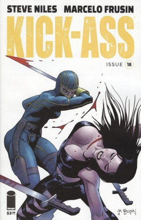 KICK-ASS #18 (2018 SERIES)