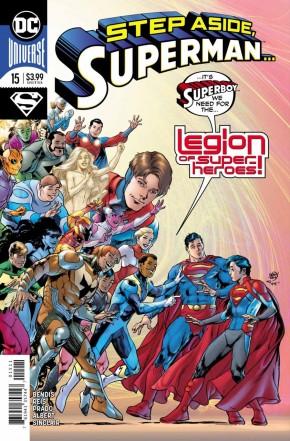 SUPERMAN #15 (2018 SERIES)