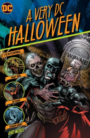 A VERY DC HALLOWEEN GRAPHIC NOVEL