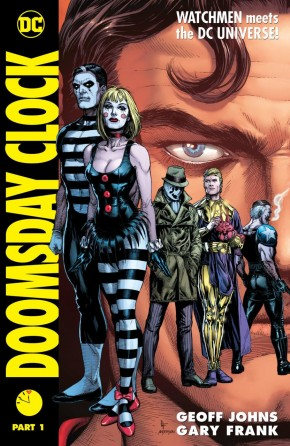 DOOMSDAY CLOCK PART 1 HARDCOVER