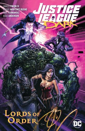 JUSTICE LEAGUE DARK VOLUME 2 LORDS OF ORDER GRAPHIC NOVEL