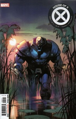 HOUSE OF X #5 (1ST PRINTING)