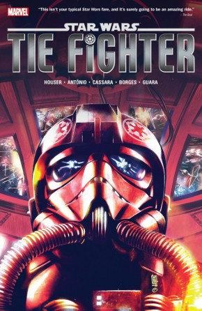 STAR WARS TIE FIGHTER GRAPHIC NOVEL