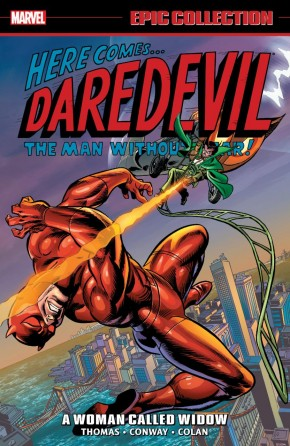 DAREDEVIL EPIC COLLECTION A WOMAN CALLED WIDOW GRAPHIC NOVEL