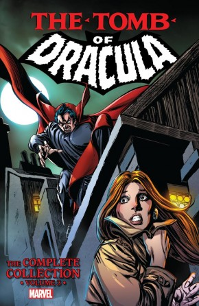 TOMB OF DRACULA THE COMPLETE COLLECTION VOLUME 3 GRAPHIC NOVEL