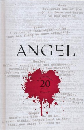 ANGEL 20TH ANNIVERSARY EDITION VOLUME 1 HARDCOVER