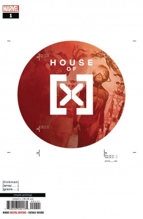 HOUSE OF X #1 (4TH PRINTING)