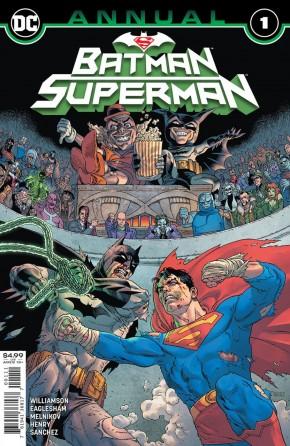 BATMAN SUPERMAN ANNUAL #1 (2019 SERIES)