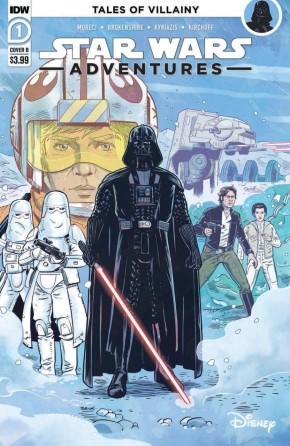 STAR WARS ADVENTURES #1 (2020 SERIES) COVER B