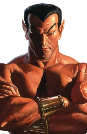 EMPYRE FALLOUT FANTASTIC FOUR #1 ALEX ROSS TIMELESS VARIANT
