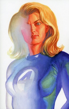 FANTASTIC FOUR #24 (2018 SERIES) INVISIBLE WOMAN TIMELESS VARIANT