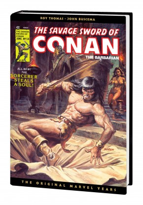 SAVAGE SWORD OF CONAN THE ORIGINAL MARVEL YEARS OMNIBUS VOLUME 4 NOREM DM HARDCOVER