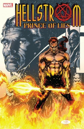 HELLSTROM PRINCE OF LIES GRAPHIC NOVEL