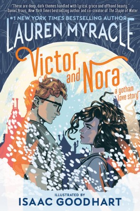 VICTOR AND NORA A GOTHAM LOVE STORY GRAPHIC NOVEL