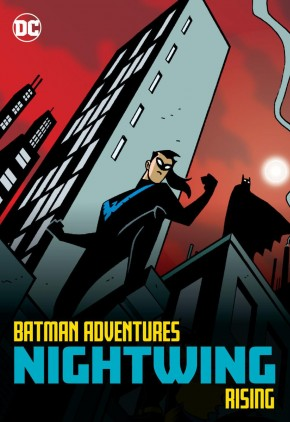 BATMAN ADVENTURES NIGHTWING RISING GRAPHIC NOVEL
