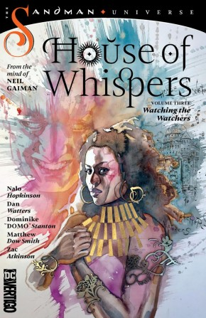 HOUSE OF WHISPERS VOLUME 3 WATCHING THE WATCHERS GRAPHIC NOVEL