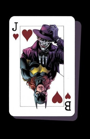 BATMAN THREE JOKERS #2 SOUVENIR PLAYING CARD