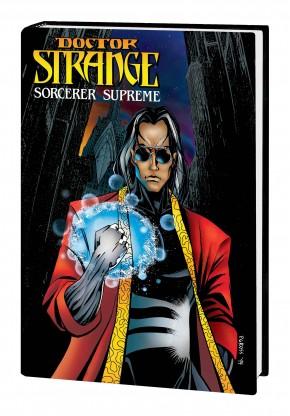 DOCTOR STRANGE SORCERER SUPREME OMNIBUS VOLUME 3 GROSS COVER HARDCOVER