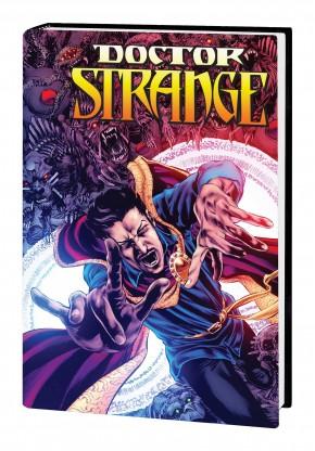 DOCTOR STRANGE AARON & BACHALO OMNIBUS PERKINS DM VARIANT COVER HARDCOVER