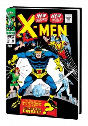 X-MEN OMNIBUS VOLUME 2 TUSKA DM VARIANT COVER HARDCOVER