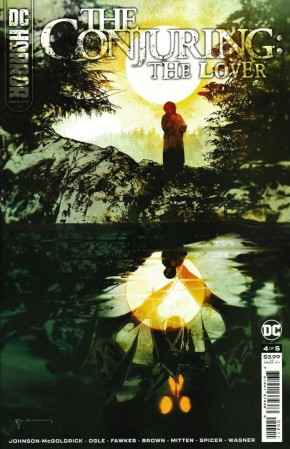 DC HORROR PRESENTS THE CONJURING THE LOVER #4