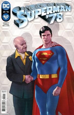 SUPERMAN 78 #2