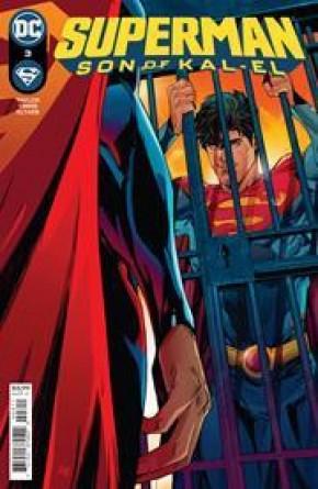 SUPERMAN SON OF KAL-EL #3