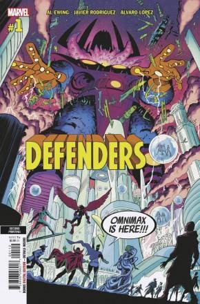 DEFENDERS #1 (2021 SERIES) 2ND PRINTING
