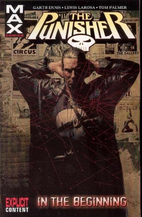 PUNISHER MAX VOLUME 1 IN THE BEGINNING GRAPHIC NOVEL