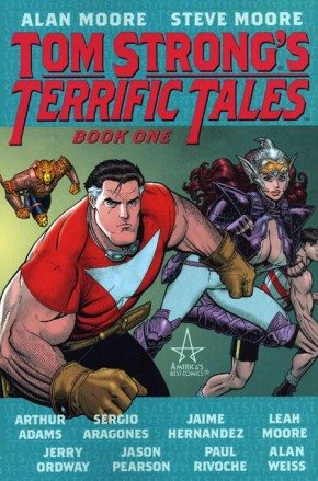 TOM STRONGS TERRIFIC TALES BOOK 1 GRAPHIC NOVEL