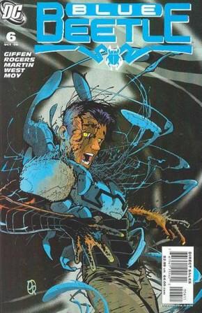 BLUE BEETLE #6 (2006 SERIES)