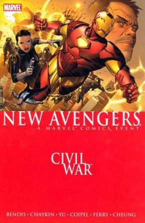 NEW AVENGERS VOLUME 5 CIVIL WAR GRAPHIC NOVEL