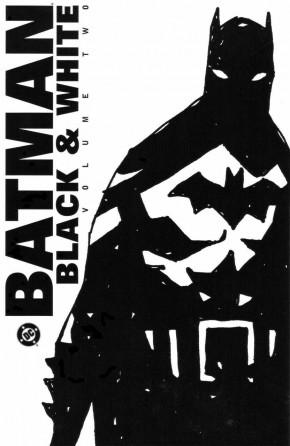 BATMAN BLACK AND WHITE VOLUME 2 GRAPHIC NOVEL