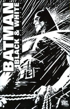 BATMAN BLACK AND WHITE VOLUME 3 GRAPHIC NOVEL