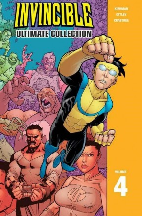 INVINCIBLE VOLUME 4 ULTIMATE COLLECTION HARDCOVER