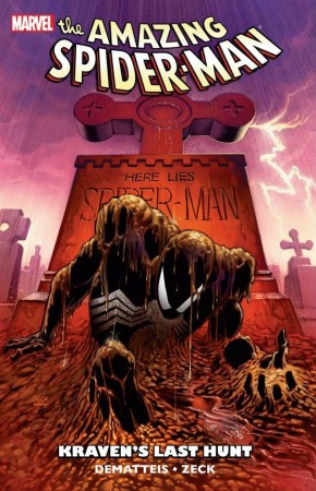 AMAZING SPIDER-MAN KRAVENS LAST HUNT GRAPHIC NOVEL